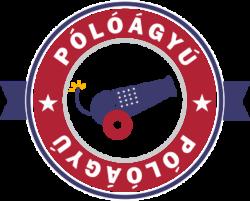 Pólóágyú – A fesztiválok és sportesemények brutális hangulatfokozója Logo